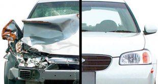 تعویض قطعات بدنه ماشین در صافکاری